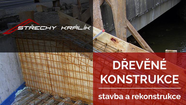 Dřevěné konstrukce Hranice